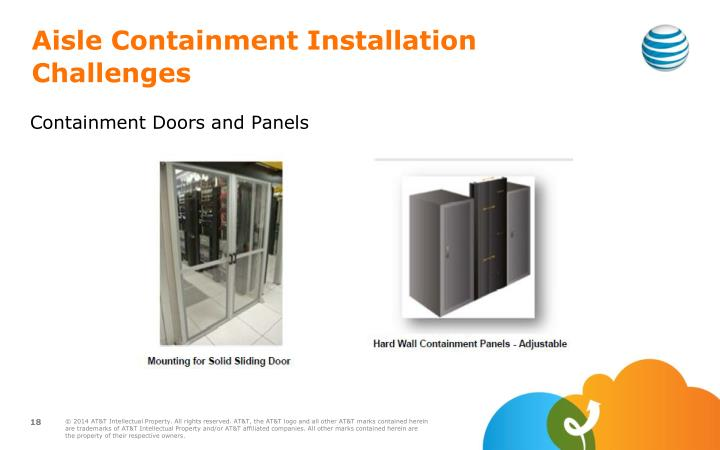 Aisle Containment Installation Challenges