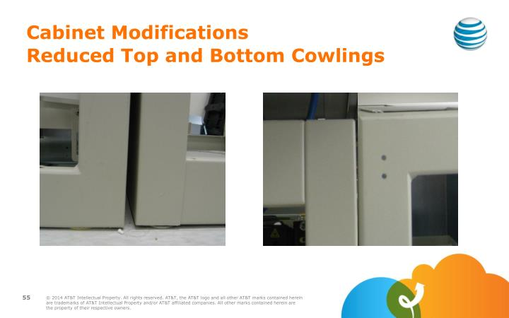 Cabinet Modifications