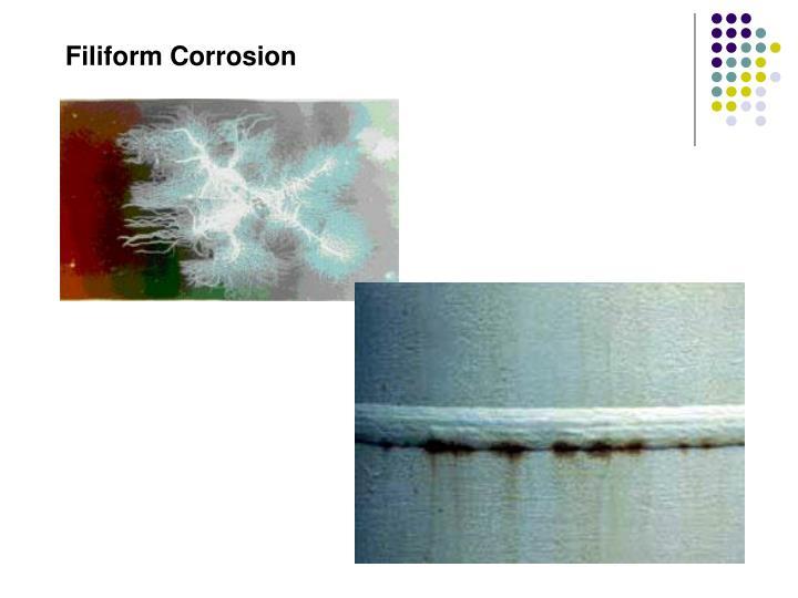 Filiform Corrosion