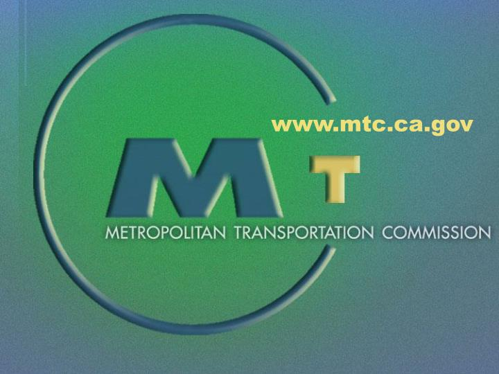 www.mtc.ca.gov