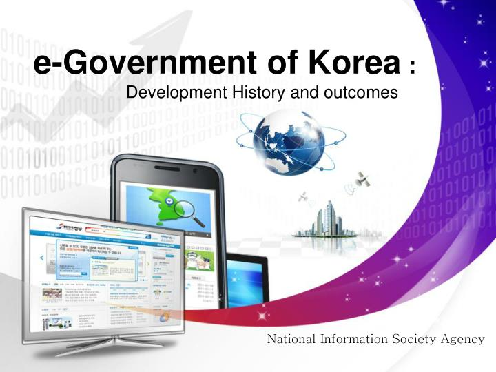 e-Government of Korea