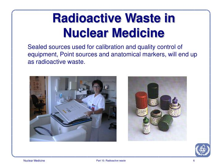 Radioactive Waste in