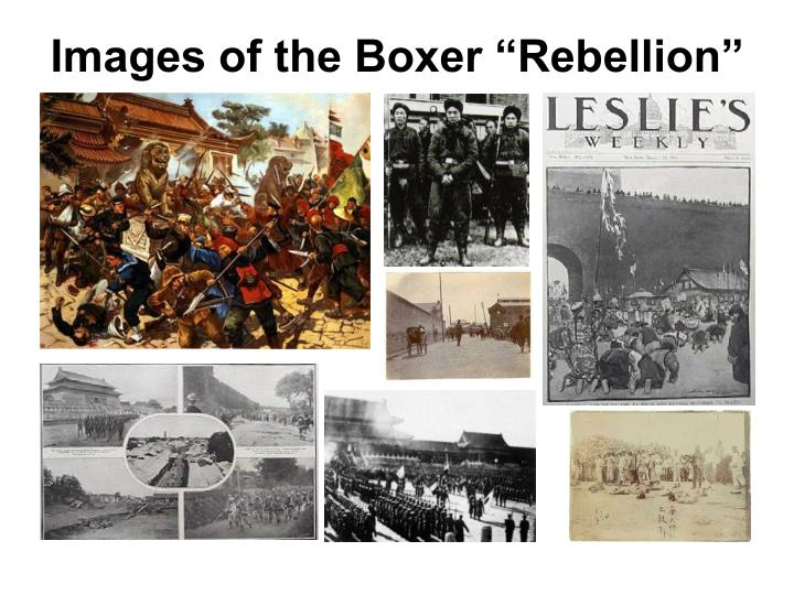 "Images of the Boxer ""Rebellion"""