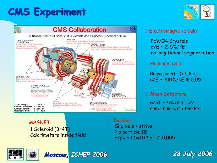 Electromagnetic Calo