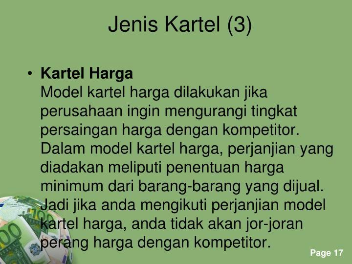 Kartel Harga