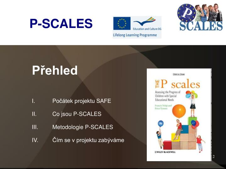 P-SCALES
