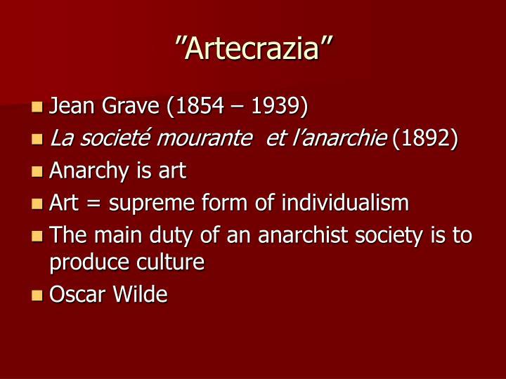 """""""Artecrazia"""""""