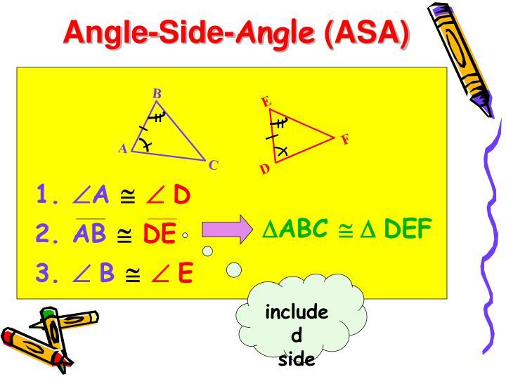 Angle-Side-