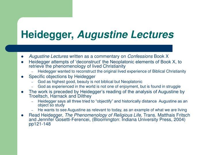 Heidegger,