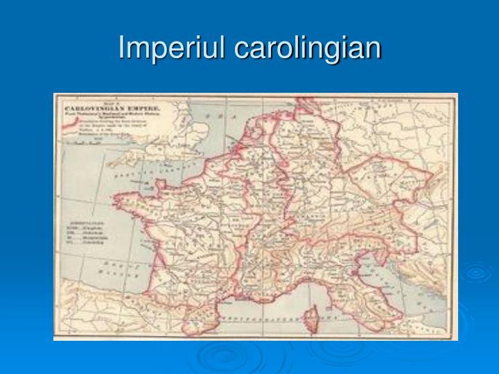 Imperiul carolingian