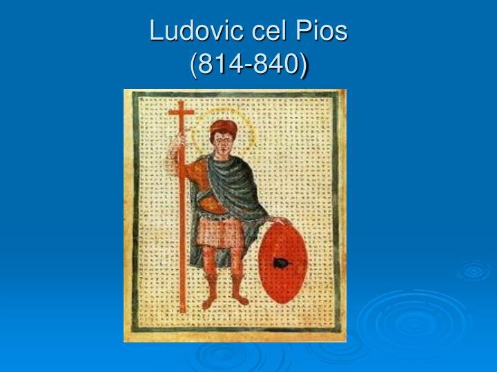 Ludovic cel Pios