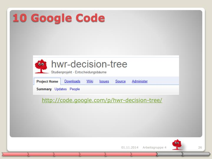 http://code.google.com/p/hwr-decision-tree/