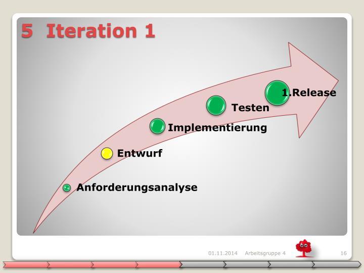 5  Iteration 1