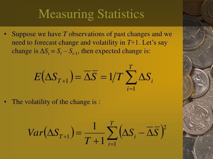 Measuring Statistics