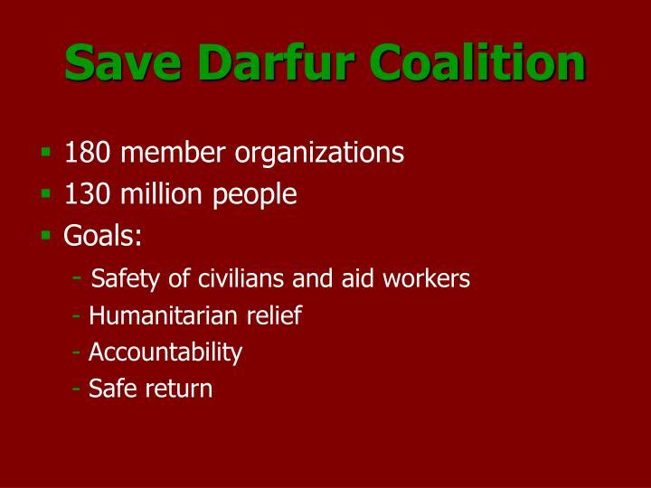 Save Darfur Coalition