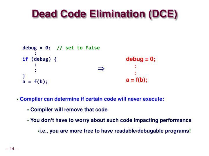 Dead Code