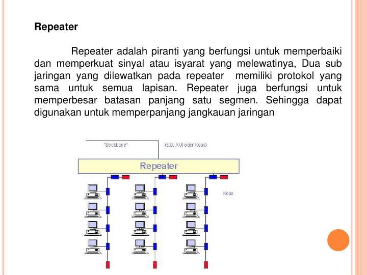 Repeater