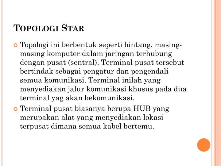 Topologi