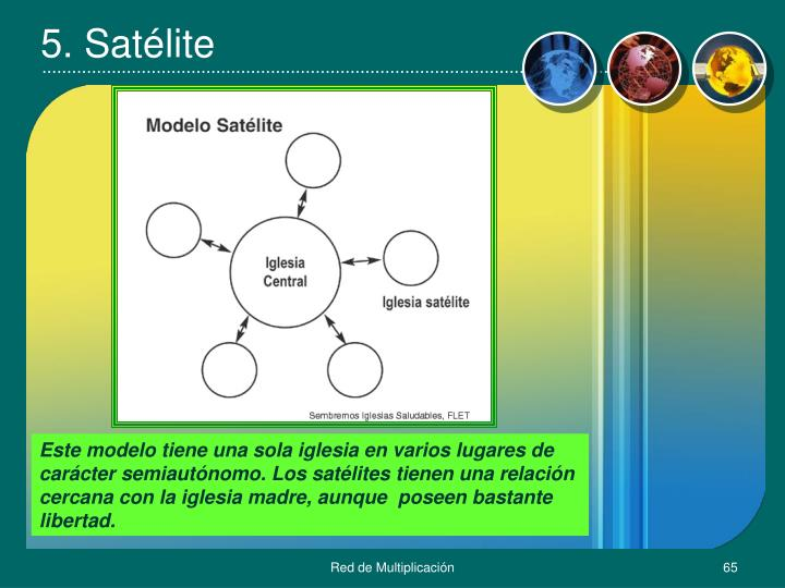 5. Satélite