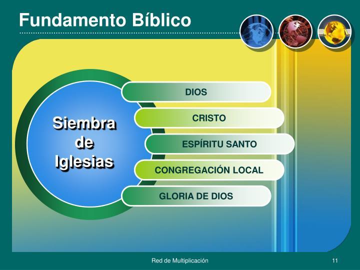 Fundamento Bíblico
