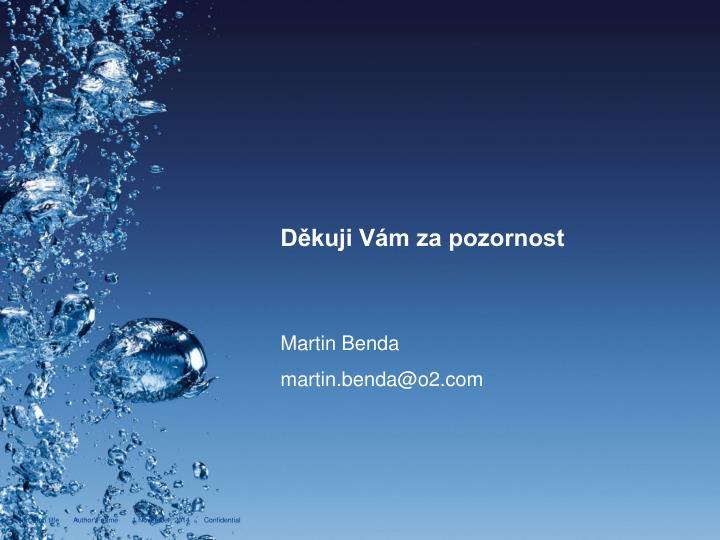 Presentation title       Author's name