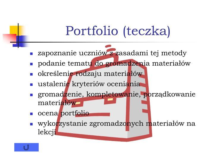 Portfolio (teczka)