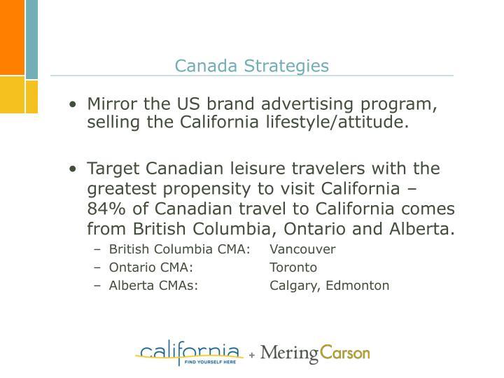 Canada Strategies