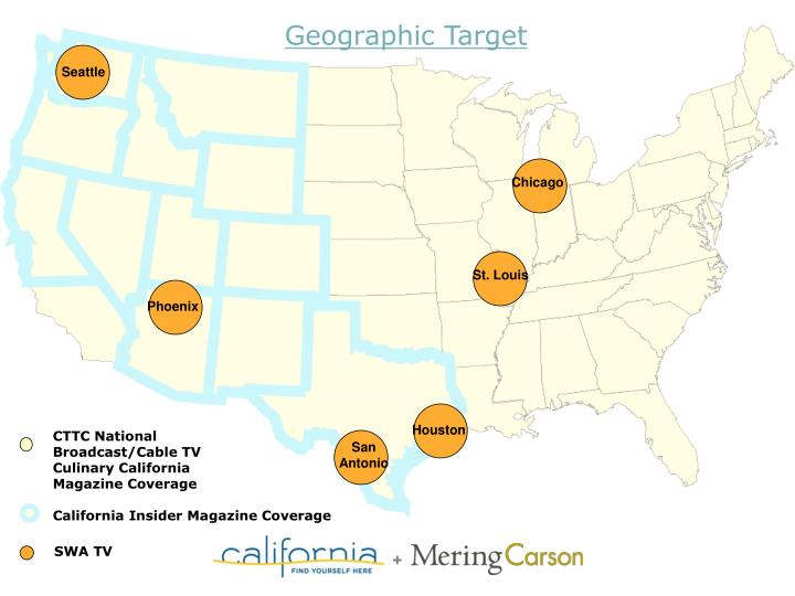 Geographic Target