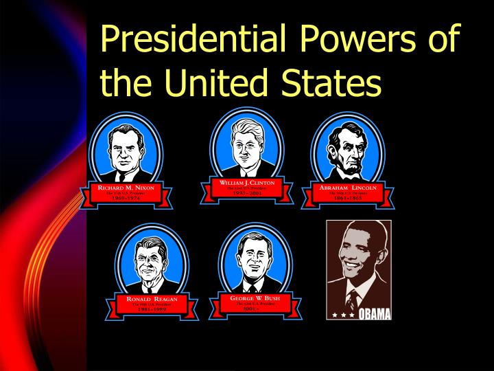 power of the president of the united states should it be limited How much power does the president of us (potus) really have how is the president of united states the constitution provides the president very limited powers most found in article 2.