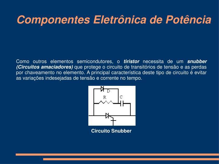 Como outros elementos semicondutores, o
