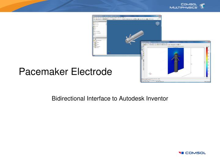 Pacemaker electrode