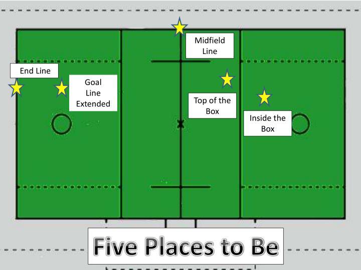 Midfield Line