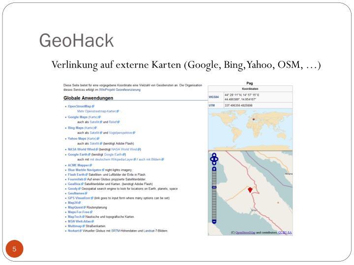 GeoHack