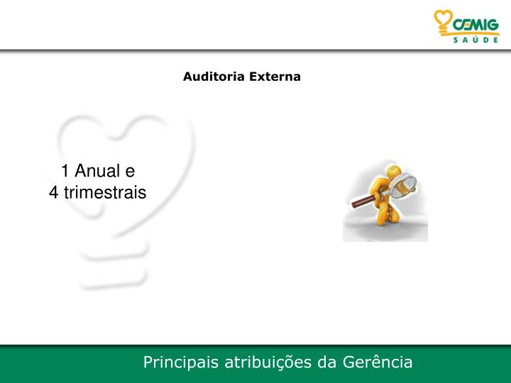 Auditoria Externa