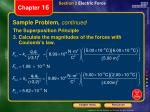 sample problem continued2