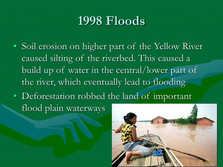 1998 Floods