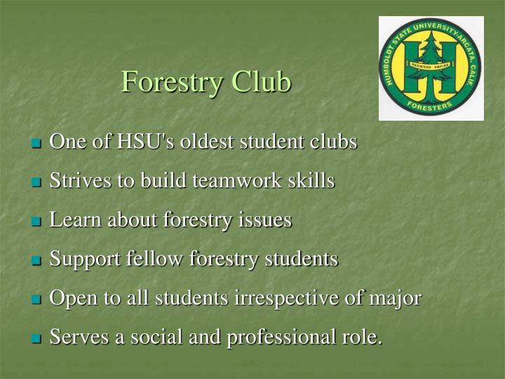 Forestry Club