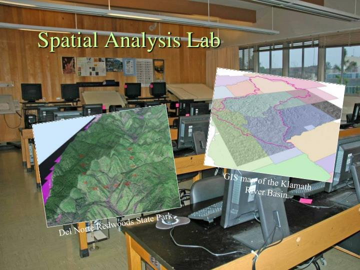 Spatial Analysis Lab