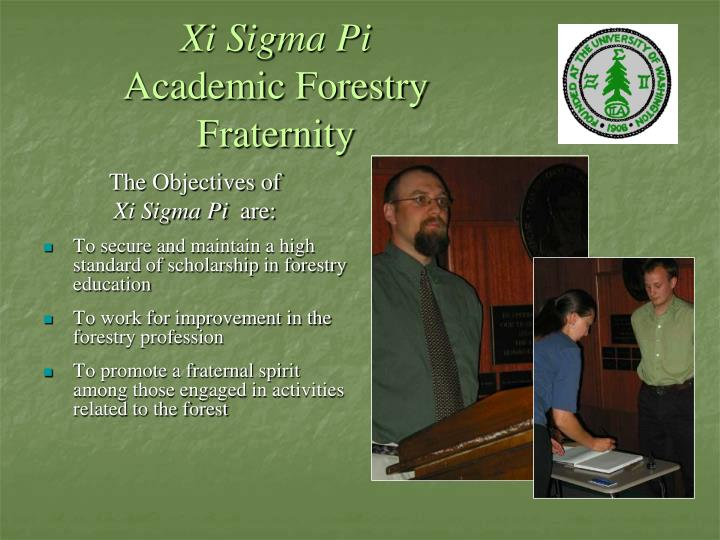 Xi Sigma Pi