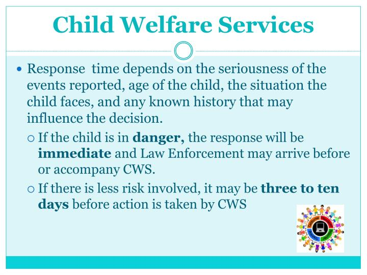 Child Welfare Services