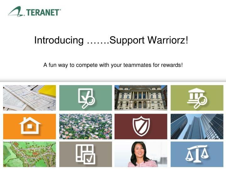 introducing support warriorz
