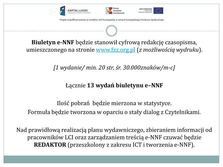 Biuletyn e-NNF
