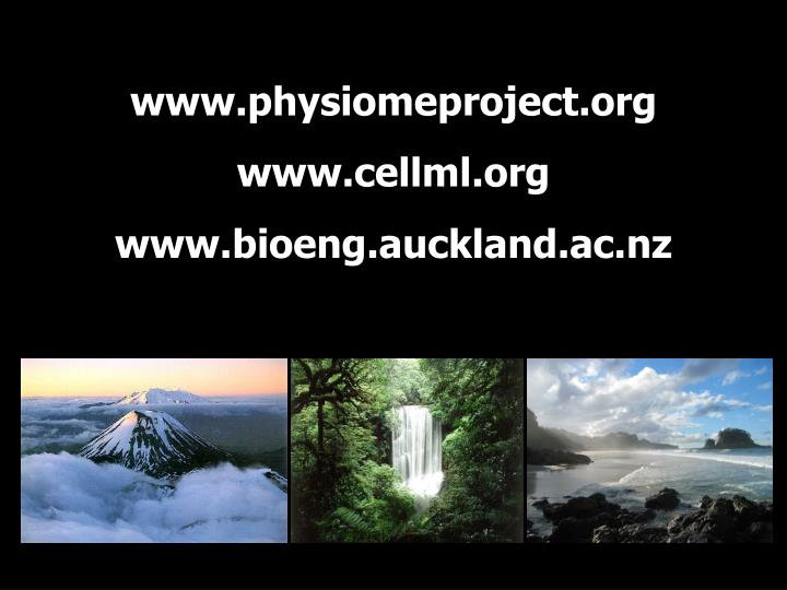 www.physiomeproject.org