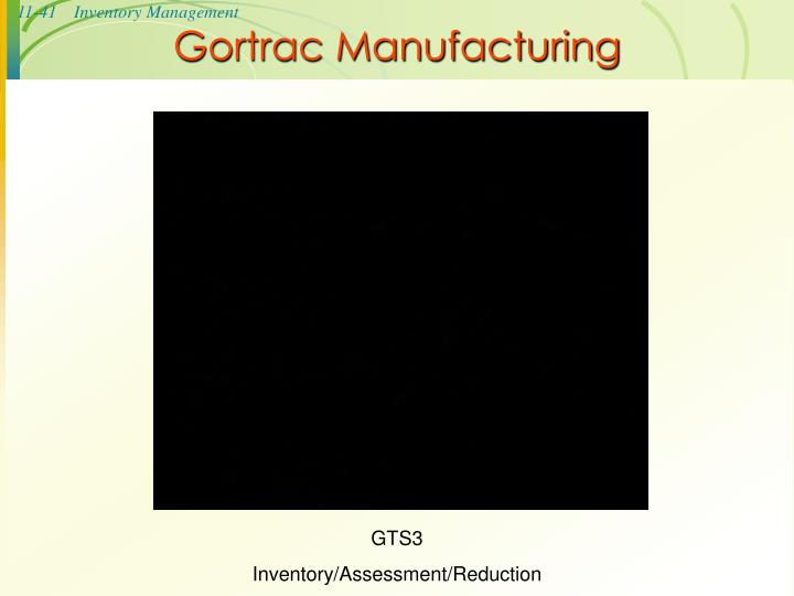 Gortrac Manufacturing