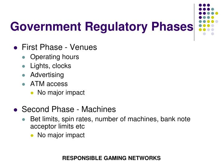 Government Regulatory Phases
