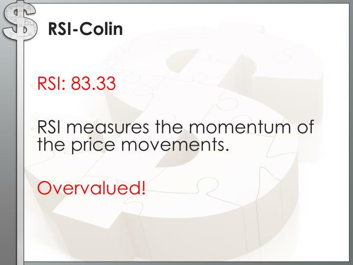RSI-Colin