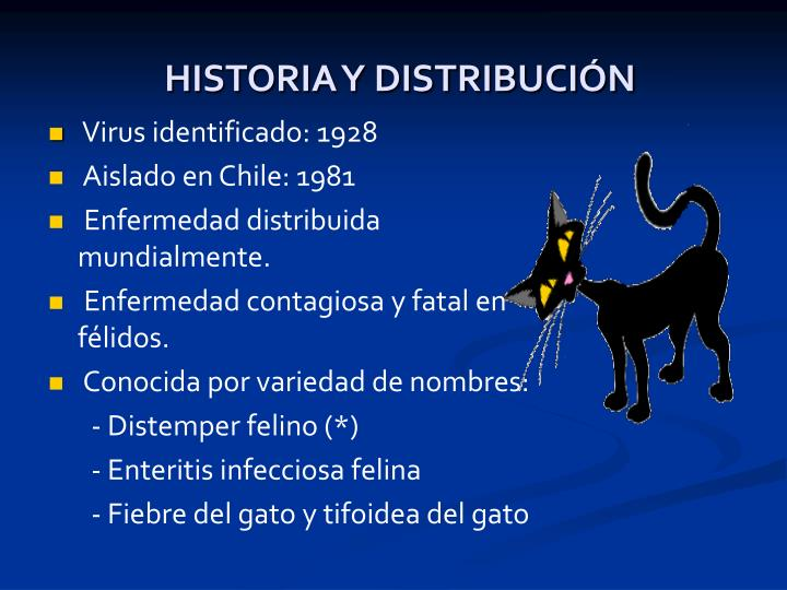 HISTORIA Y DISTRIBUCIÓN