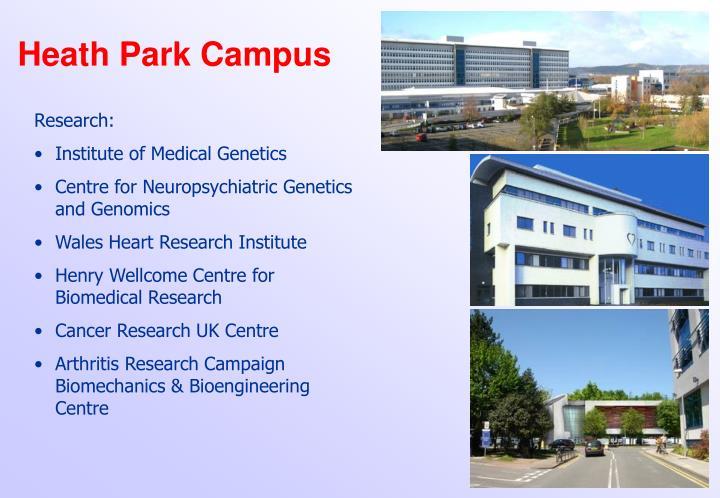 Heath Park Campus