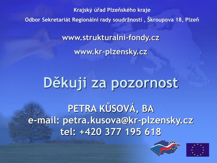 Krajský úřad Plzeňského kraje