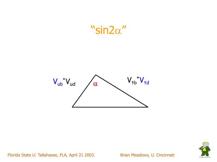 """""""sin2"""